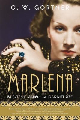 okładka Marlena. Błękitny anioł w garniturze, Ebook | C. W.  Gortner