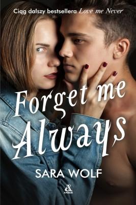 okładka Forget Me Always, Ebook | Sara Wolf