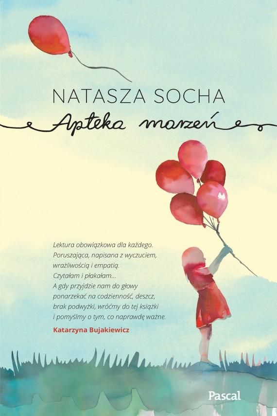 okładka Apteka marzenebook | EPUB, MOBI | Natasza  Socha