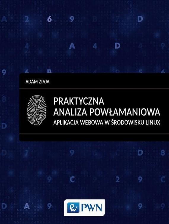 okładka Praktyczna analiza powłamaniowaebook | EPUB, MOBI | Adam  Ziaja