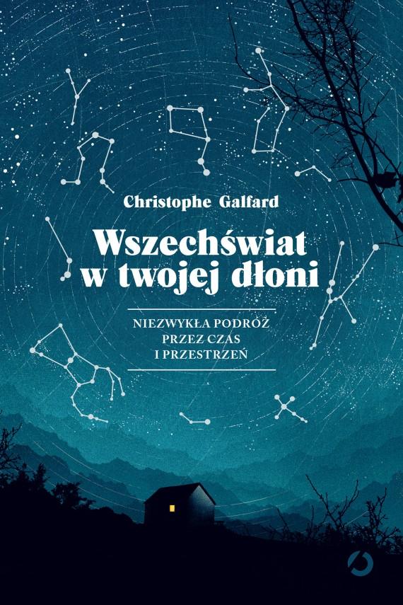 okładka Wszechświat w twojej dłoniebook | EPUB, MOBI | Christophe Galfard