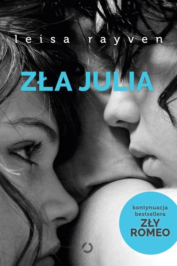 okładka Zła Juliaebook | EPUB, MOBI | Leisa Rayven