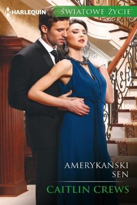 okładka Amerykański sen, Ebook | Caitlin Crews