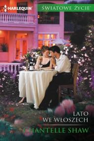 okładka Lato we Włoszech. Ebook | EPUB,MOBI | Chantelle Shaw