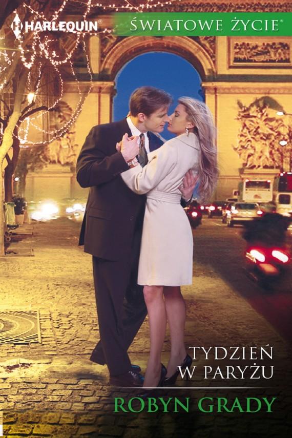 okładka Tydzień w Paryżu. Ebook   EPUB, MOBI   Robyn Grady