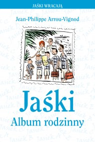 okładka Jaśki, Ebook | Jean-Philippe Arrou-Vignod