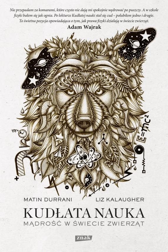 okładka Kudłata nauka. Ebook | EPUB, MOBI | Liz Kalaugher, Matin Durrani