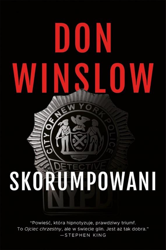 okładka Skorumpowaniebook | EPUB, MOBI | Don Winslow