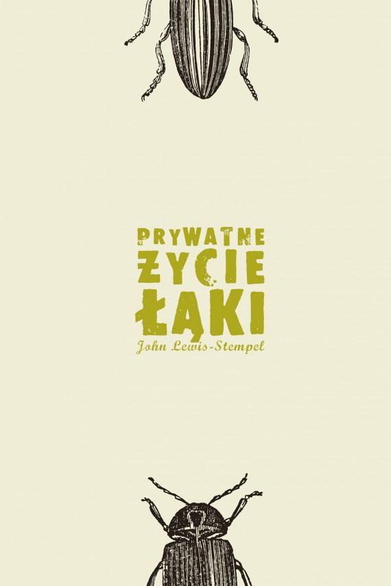okładka Prywatne życie łąki. Ebook | EPUB, MOBI | John  Lewis-Stempel