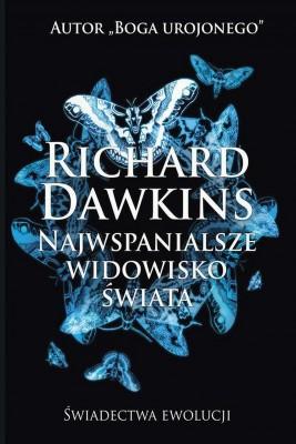 okładka Najwspanialsze widowisko świata, Ebook | Richard  Dawkins