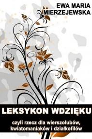 okładka Leksykon wdzięku. Ebook | PDF | Ewa Maria Mierzejewska