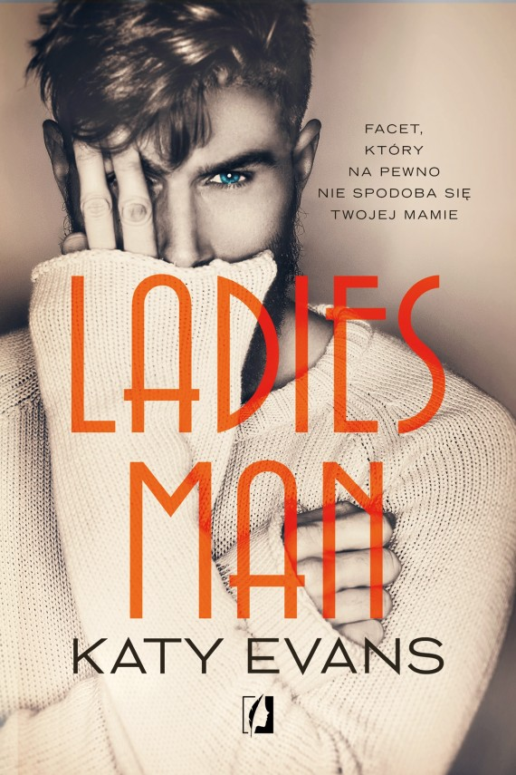 okładka Ladies man. Ebook | EPUB, MOBI | Katy Evans