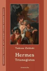 okładka Hermes Trismegistos, Ebook   Tadeusz  Zieliński
