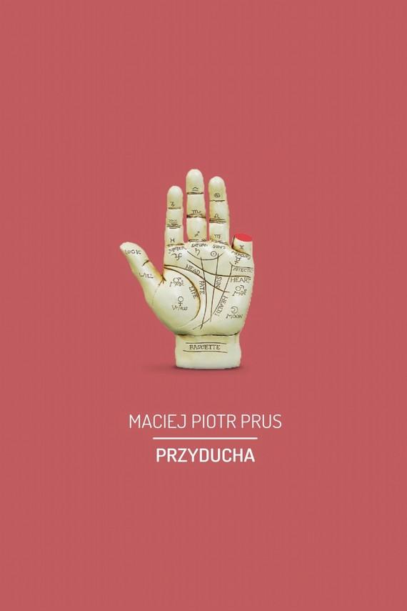 okładka Przyduchaebook | EPUB, MOBI | Maciej Piotr  Prus