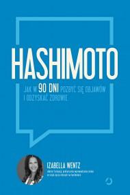 okładka Hashimoto. Ebook | papier | Izabella Wentz