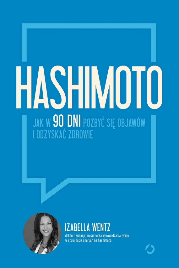 okładka Hashimotoebook | EPUB, MOBI | Izabella Wentz