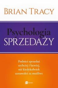 okładka Psychologia sprzedaży, Ebook | Brian Tracy