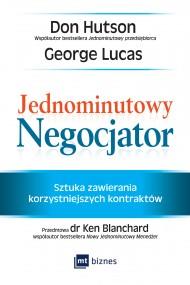okładka Jednominutowy Negocjator. Ebook | Don Hutson, George Lucas