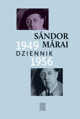 okładka Dziennik 1949-1956, Ebook | Sándor Márai, tłumacz Teresa Worowska
