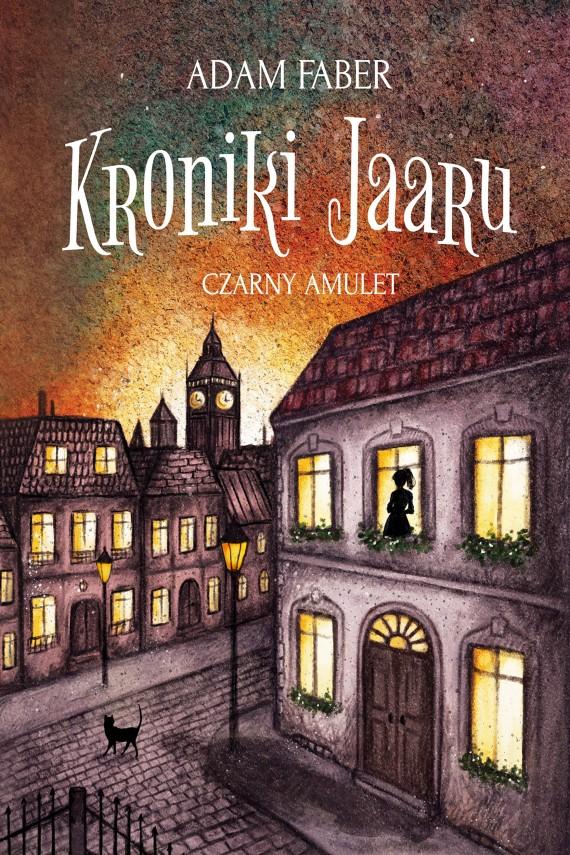 okładka Czarny Amuletebook   EPUB, MOBI   Adam Faber