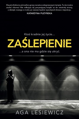 okładka Zaślepienie, Ebook | Aga Lesiewicz