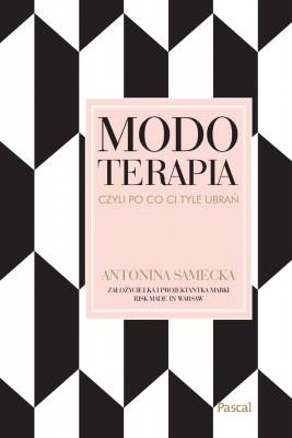 okładka Modoterapia, Ebook | Antonina Samecka