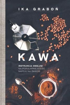 okładka Kawa, Ebook | Ika Graboń
