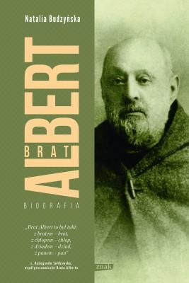 okładka Brat Albert, Ebook | Natalia Budzyńska