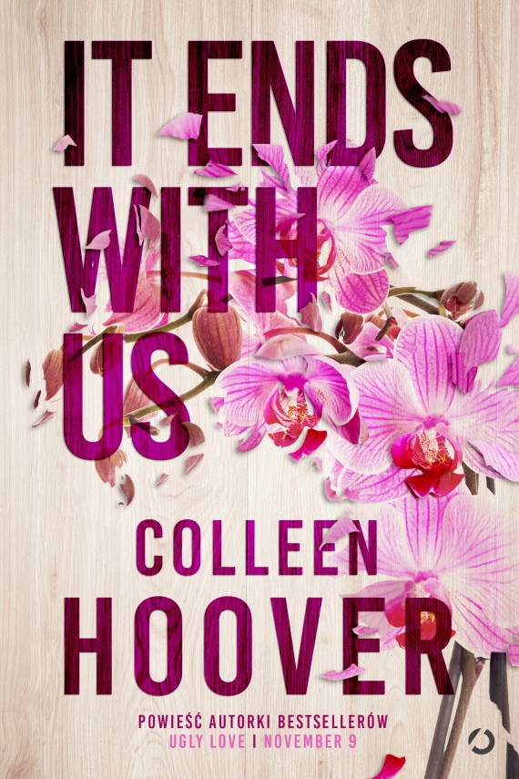 okładka It Ends with Usebook | EPUB, MOBI | Colleen Hoover