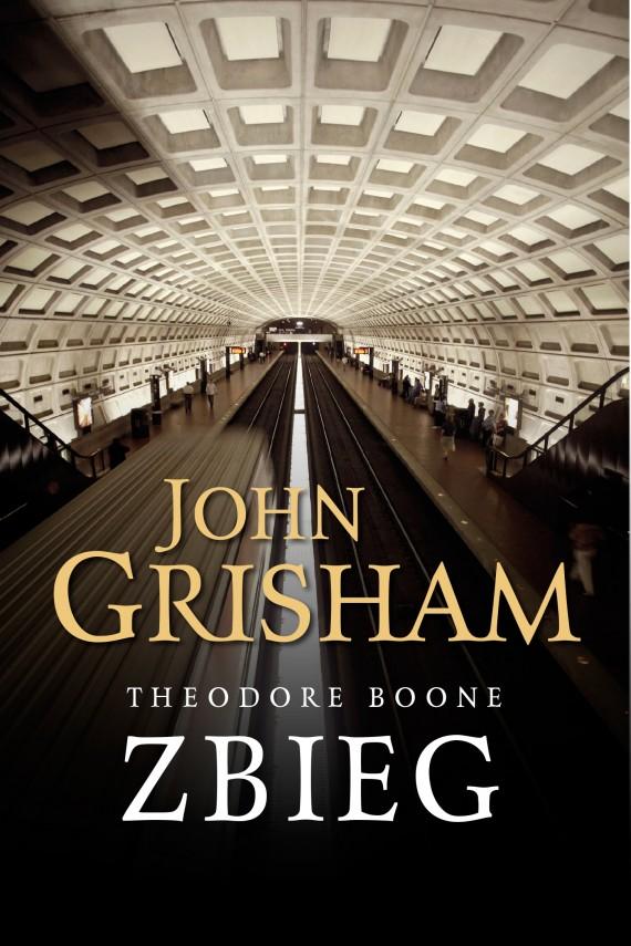okładka Theodore Boone. Zbieg. Ebook | EPUB, MOBI | John  Grisham
