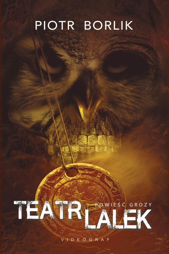 okładka Teatr lalekebook | EPUB, MOBI | Piotr Borlik