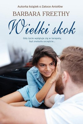 okładka Wielki skok, Ebook | Barbara  Freethy