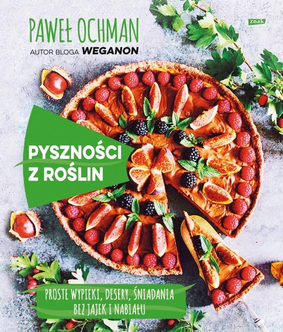 okładka Pyszności z roślinebook | EPUB, MOBI | Paweł Ochman