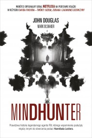 okładka Mindhunter. Ebook | John Douglas