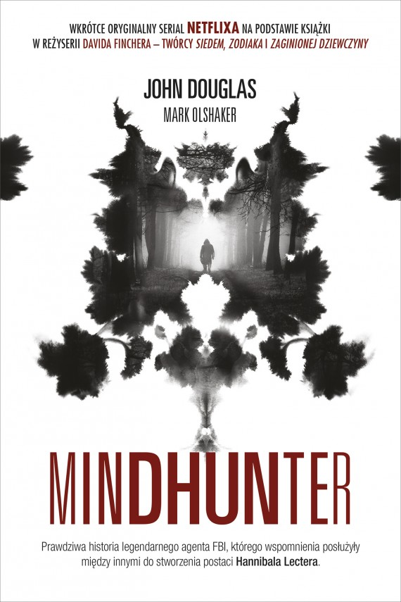 okładka Mindhunter. Ebook | EPUB, MOBI | John Douglas
