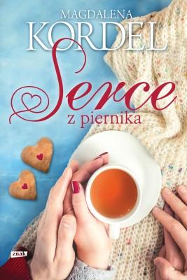 okładka Serce z piernika, Ebook | Magdalena Kordel