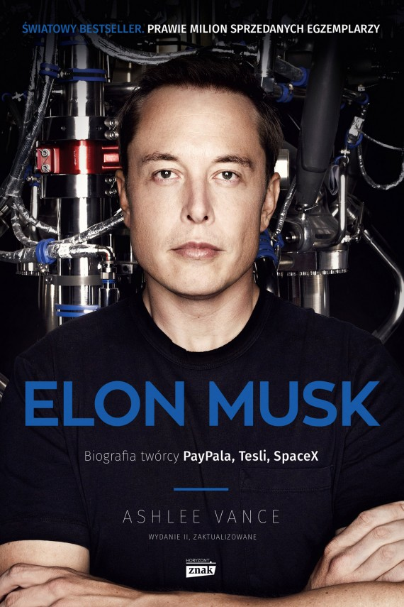 okładka Elon Musk. Ebook | EPUB, MOBI | Ashlee Vance