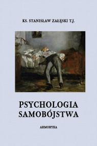 okładka Psychologia samobójstwa. Ebook   Stanisław  Załęski