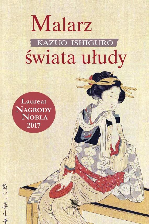 okładka Malarz świata ułudy. Ebook | EPUB, MOBI | Kazuo Ishiguro, Maria Skroczyńska-Miklaszewska