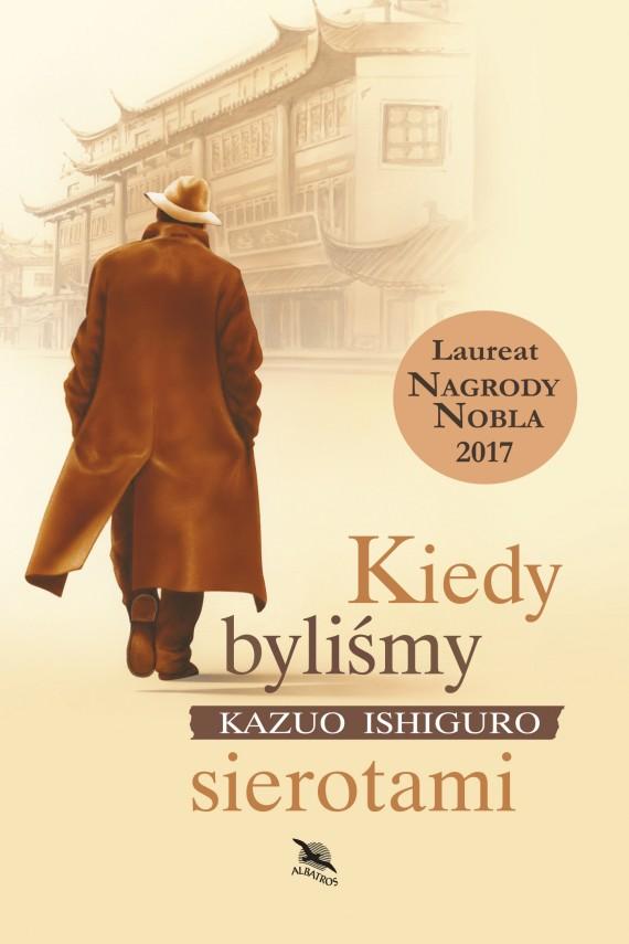 okładka Kiedy byliśmy sierotami. Ebook | EPUB, MOBI | Kazuo Ishiguro, Andrzej Appel