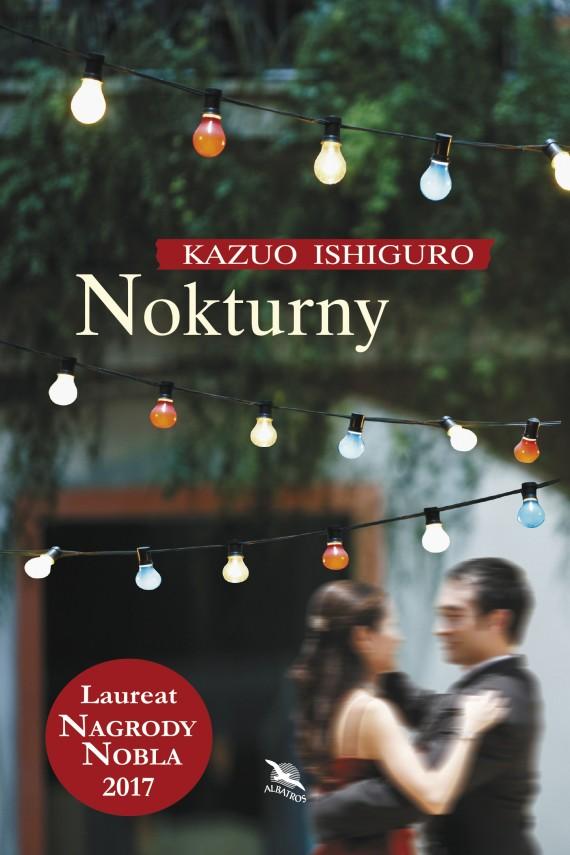 okładka Nokturnyebook | EPUB, MOBI | Kazuo Ishiguro, Lech Jęczmyk