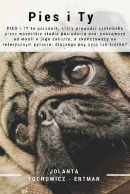 okładka Pies i Ty, Ebook   Jolanta  Tochowicz-Ertman
