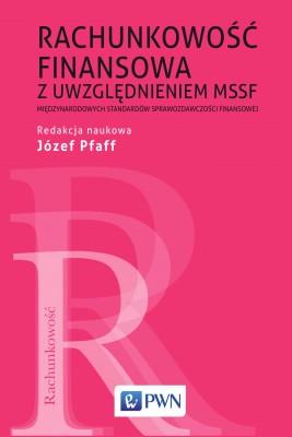 okładka Rachunkowość finansowa z uwzględnieniem MSSF, Ebook | Józef  Pfaff