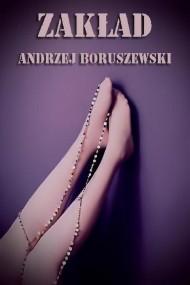 okładka Zakład. Ebook | PDF | Andrzej Boruszewski