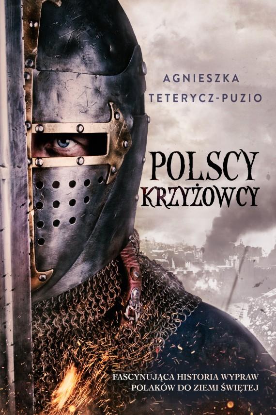 okładka Polscy krzyżowcyebook | EPUB, MOBI | Agnieszka  Teterycz-Puzio