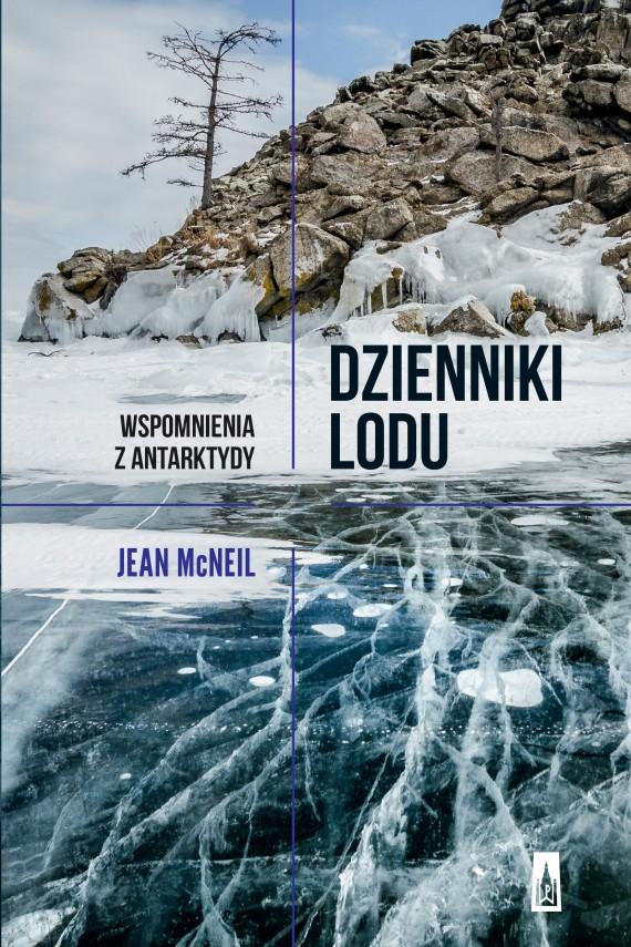okładka Dzienniki loduebook | EPUB, MOBI | Jean  McNeil