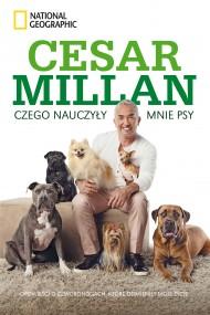 okładka Czego nauczyły mnie psy., Ebook | Cesar Millan