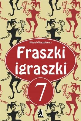 okładka Fraszki igraszki 7, Ebook | Witold Oleszkiewicz