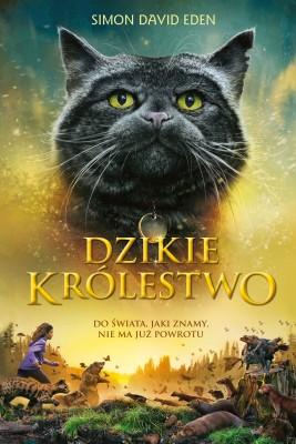 okładka Dzikie królestwo, Ebook | David Eden Simon