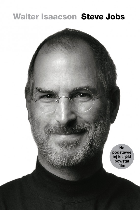 okładka Steve Jobs. Ebook | EPUB, MOBI | Walter Isaacson
